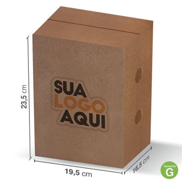 Caixas de Picolé P,M,G Personalizado